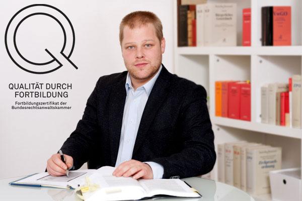 Rechtsanwalt und Fachanwalt Georg Struck